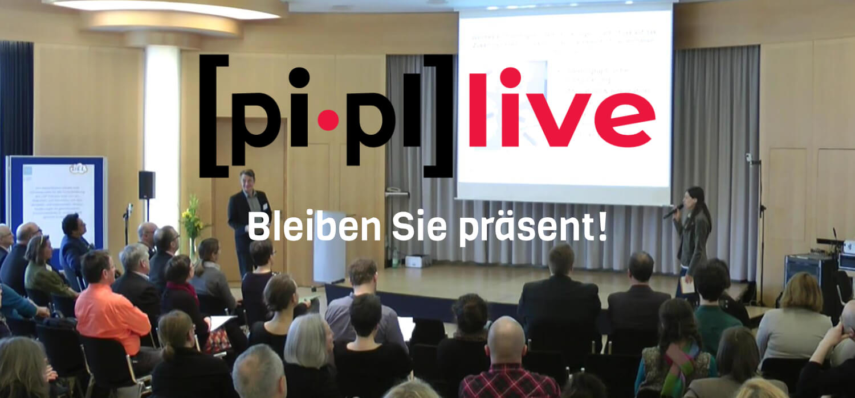 pipllive Livestreaming Dienstleister Startbild