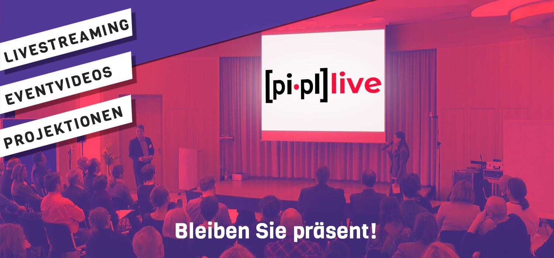 pipllive livestreaming dienstleister dresden header bild